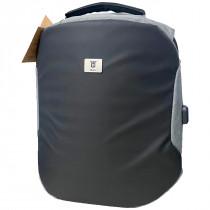 "Maillon Technologique Berna maletines para portátil 39,6 cm (15.6"") Mochila Negro"