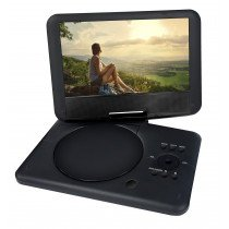 "Sunstech DLPM914 Portable DVD player Mesa 9"" 800 x 480Pixeles Negro"