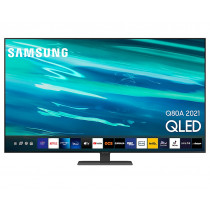 "Samsung Series 6 Q80A 165,1 cm (65"") 4K Ultra HD Smart TV Wifi Plata"