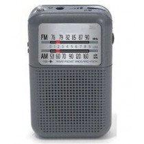 Daewoo DRP-8 Personal Analógica Gris radio