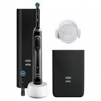 Oral-B Genius 80326180 cepillo eléctrico para dientes Adulto Cepillo dental oscilante Negro, Blanco