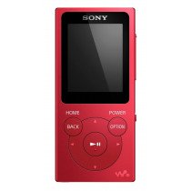 Sony Walkman NW-E394 Reproductor de MP3 Rojo 8 GB