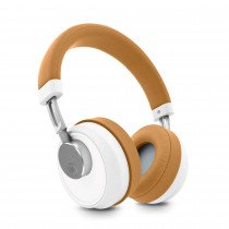 Energy Sistem BT Smart 6 Voice Assistant Caramel Auriculares Diadema Marrón, Gris, Blanco