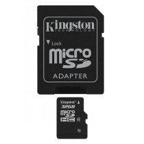 Kingston Technology SDC4/32GB memoria flash MicroSDHC