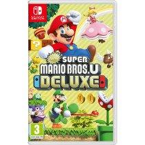 Nintendo New Super Mario Bros. U Deluxe, Switch vídeo juego Nintendo Switch De lujo Inglés, Español