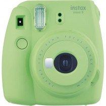 Fujifilm Instax Mini 9 62 x 46 mm Verde, Cal