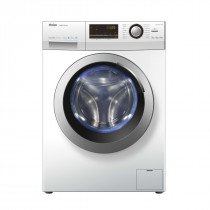 Haier HW100-BP14636 lavadora Independiente Carga frontal Blanco 10 kg 1400 RPM A+++-40%