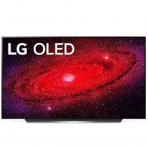 "LG OLED77CX6LA Televisor 195,6 cm (77"") 4K Ultra HD Smart TV Wifi Negro, Plata"
