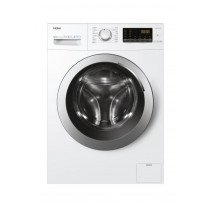 Haier HW90-BE1239-IB lavadora Independiente Carga frontal Blanco 9 kg 1200 RPM A+++