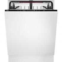 AEG FSB52637P lavavajilla Completamente integrado 13 cubiertos E