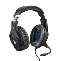 Trust GXT 488 Forze PS4 Auriculares Diadema Negro