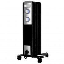 Orbegozo RN 1000 calefactor eléctrico Radiador de aceite eléctrico Interior Negro 1000 W
