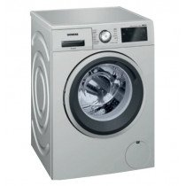 Siemens iQ500 WM14T61XES lavadora Independiente Carga frontal Acero inoxidable 9 kg 1400 RPM A+++