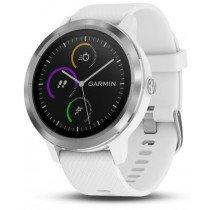 Garmin vívoactive 3 Pantalla táctil Bluetooth 240 x 240Pixeles Blanco reloj deportivo
