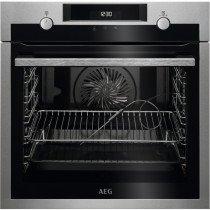 AEG BPE546120M horno Horno eléctrico 71 L Acero inoxidable A+
