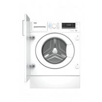 Beko HITV 8733 B0R lavadora-secadora Integrado Carga frontal Blanco D