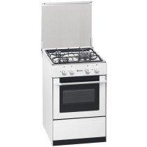 Meireles G 1530 DV Cocina independiente Blanco Encimera de gas