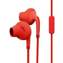 Energy Sistem Style 2+ Auriculares Dentro de oído Rojo