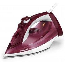 Philips PowerLife Plancha de vapor de 2400 W con 40 g/min de vapor continuo