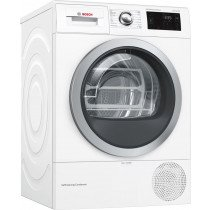 Bosch Serie 6 WTW87640ES secadora Freestanding (placement) Carga frontal Blanco 8 kg A+++