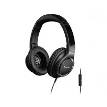Panasonic RP-HD6ME-K Diadema Binaural Alámbrico Negro auriculares para móvil