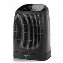 Cecotec 05302 calefactor eléctrico Ventilador eléctrico Interior Negro 2200 W