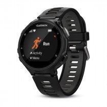 Garmin Forerunner 735XT reloj deportivo Negro, Gris 215 x 180 Pixeles