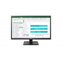 "LG 24BK550Y-B LED display 61 cm (24"") 1920 x 1080 Pixeles Full HD Negro"