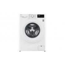 LG Series 200 F2WN2S65S3W lavadora Independiente Carga frontal 6,5 kg 1400 RPM E Blanco