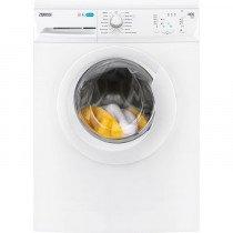 Zanussi ZWF81040W lavadora Independiente Carga frontal Blanco 8 kg 1000 RPM A+++