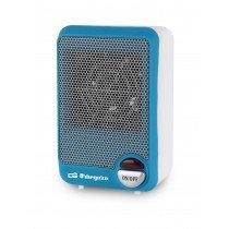 Orbegozo FH 5001 Azul, Color blanco 600W calefactor eléctrico