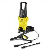 Kärcher K 2 Premium Limpiadora de alta presión o Hidrolimpiadora Vertical Eléctrico Negro, Amarillo 360 l/h 1400 W