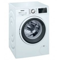 Siemens iQ500 WM14T619ES lavadora Independiente Carga frontal Blanco 9 kg 1400 RPM A+++