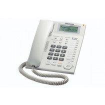 Panasonic KX-TS880 Identificador de llamadas Blanco