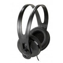 Generic SR 97 TV auricular Circumaural Diadema Negro