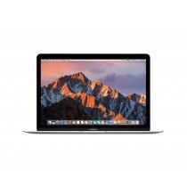 "Apple MacBook Plata Portátil 30,5 cm (12"") 2304 x 1440 Pixeles 7ª generación de procesadores Intel® Core™ m3 8 GB LPDDR3-SDRAM 256 GB SSD macOS Sierra"
