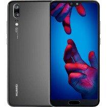 """Huawei P20 14,7 cm (5.8"""") 4 GB 128 GB SIM doble 4G Negro 3400 mAh"""