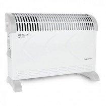 Orbegozo CVT-3300 calefactor eléctrico Radiador Interior Blanco 2000 W