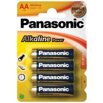 Goobay LR6 4-BL Panasonic Alkaline Power Single-use battery AA Alcalino 1,5 V