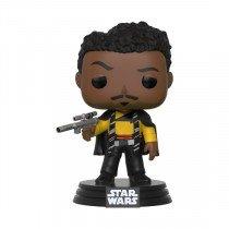 FUNKO Lando Calrissian Figuras coleccionables Adultos y niños