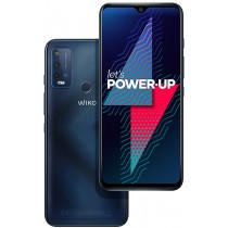 "Wiko Power U30 17,3 cm (6.82"") SIM doble Android 11 4G USB Tipo C 4 GB 64 GB 6000 mAh Azul, Carbono"