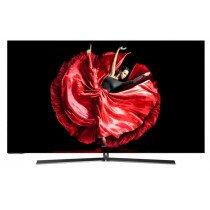 "Hisense H55O8B TV 138,7 cm (54.6"") 4K Ultra HD Smart TV Wifi Negro, Plata"