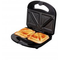 JATA SW232 780W Negro sandwichera