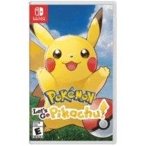 Nintendo Pokémon: Let's Go, Pikachu! vídeo juego Nintendo Switch Básico Plurilingüe