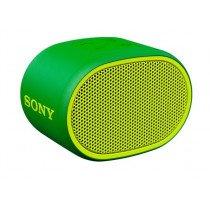Sony SRS-XB01 Mono portable speaker Verde