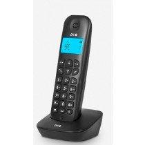 SPC Air Teléfono DECT Identificador de llamadas Negro