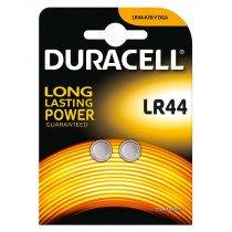 Duracell 2 LR44 Alcalino 1.5V batería no-recargable