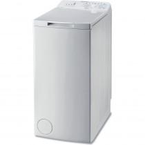 Indesit BTW L72200 ES/N lavadora Independiente Carga superior 7 kg 1200 RPM E Blanco