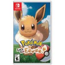 Nintendo Pokémon: Let's Go, Eevee! vídeo juego Nintendo Switch Básico Plurilingüe
