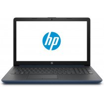 "HP 15-da0740ns Azul, Plata Portátil 39,6 cm (15.6"") 1366 x 768 Pixeles 7ª generación de procesadores Intel® Core™ i5 8 GB DDR4-SDRAM 500 GB Unidad de disco duro Windows 10 Home"